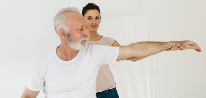 Ausbildung zum Physiotherapeuten