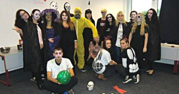 Halloween and er Euro Akademie Magdeburg