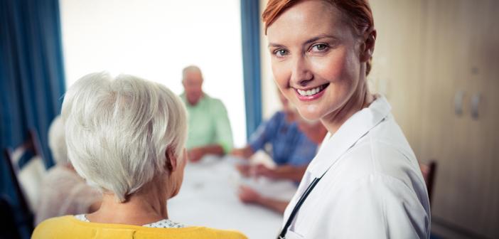 Mitarbeiterpflege in der Altenpflege