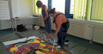 Projektwoche an der Euro Akademie Dessau