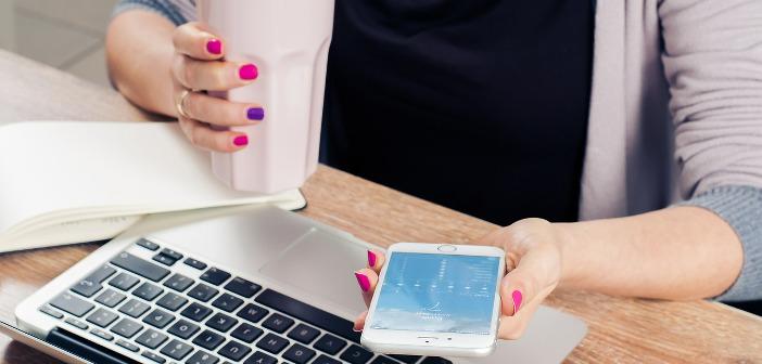 Smartphone am Arbeitsplatz?