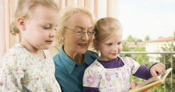 Generationen verbinden - Alt und Jung gehören zusammen