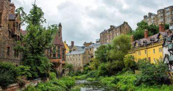 Auslandspraktikum Schottland
