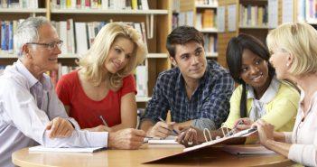 Lernen macht glücklich - ein Leben lang