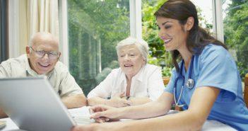 Biografiearbeit - ein Gewinn für Pfleger und Senioren