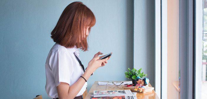 Digital und mobil - Berichtsheft schreiben mit dem Smartphone