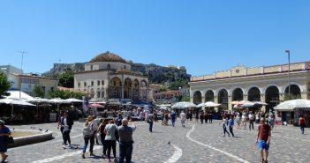 Tourismuspraktikum Griechenland