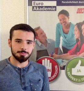 Schüler der Euro Akademie Hannover
