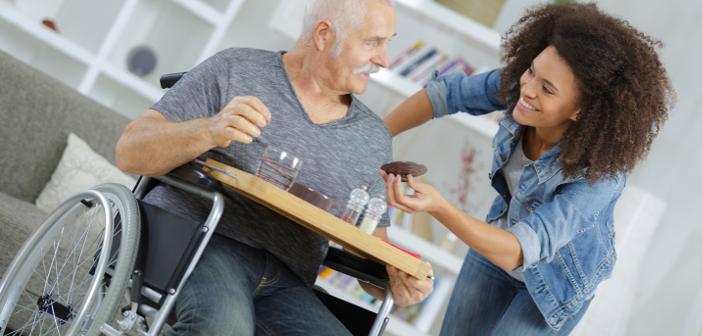 Hilfsmittel für Senioren