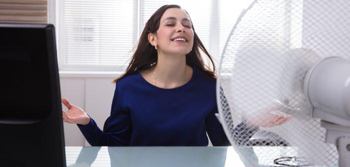 Konzentration bei Hitze