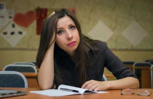 Frustration im Unterricht