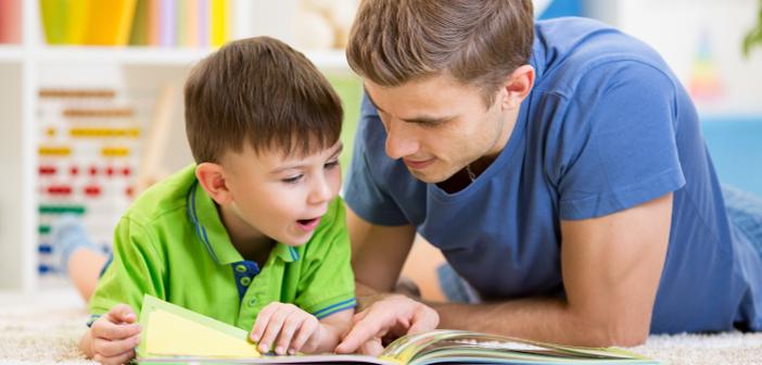 Vorlesen fördert die Lesekompetenz
