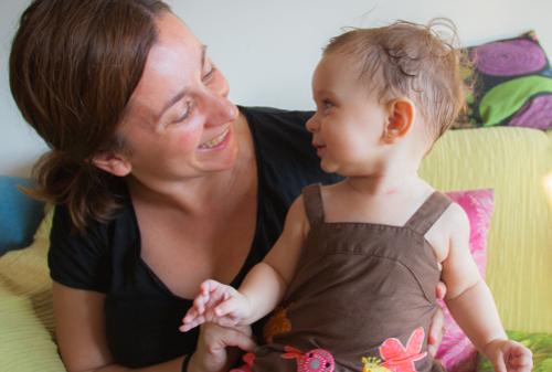 Empathie ist bei der Kommunikation von Babys entscheidend