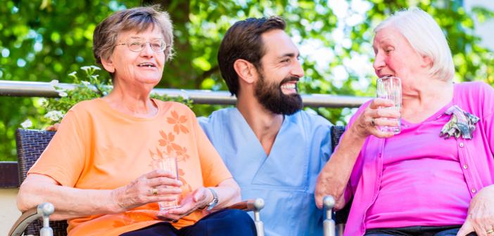 Aktivierung von Senioren