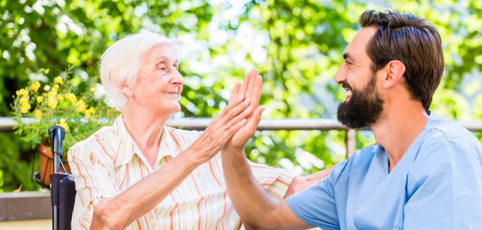 Umfrage Altenpflege
