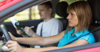 Durchfallquote bei der Führerscheinprüfung