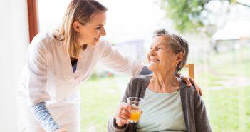 Pflege muss man sich leisten können