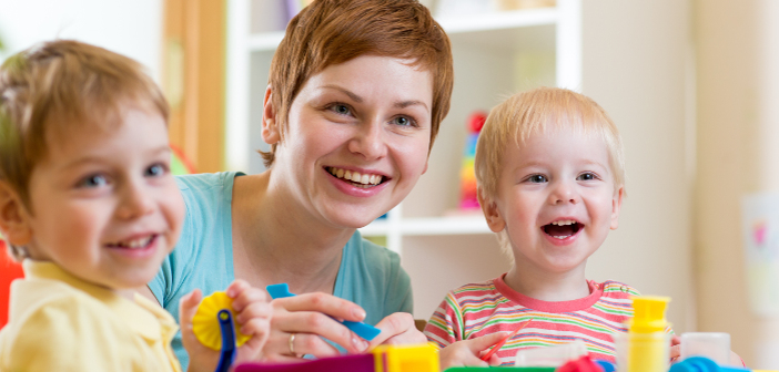 Bessere Bezahlung und Qualifikation für Tagesmütter