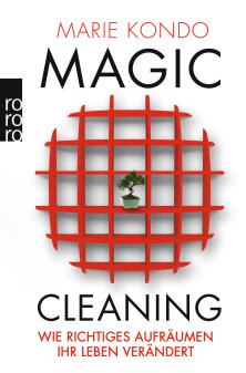 Marie Kondos Buch Magic Cleaning