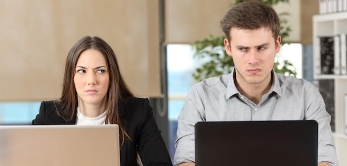 Wie kann man einen Konflikt im Büro schnell lösen?