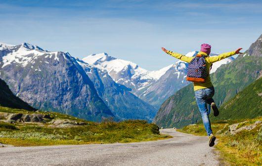 Auf der Reise sich selbst finden - und den Beruf