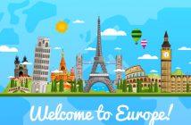Mit Erasmus durch Europa