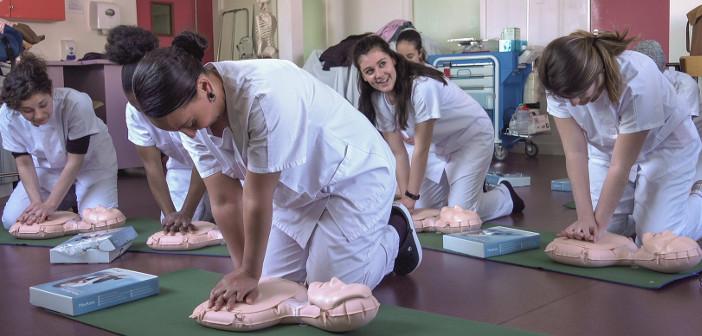 Zu jeder Zeit - Kinofilm über die Ausbildung in der Pflege