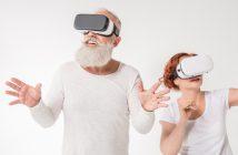 Mehr Lebensqualität für Senioren durch Virtual-Reality-Brillen