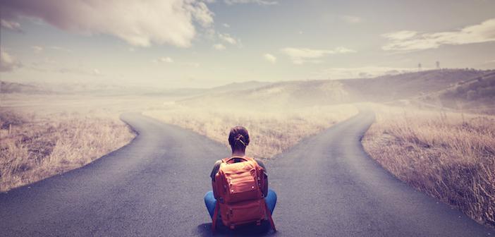 Entscheidung: Welcher Weg ist der richtige?