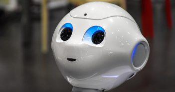 Roboter in der Pflege: Niedlich und knuffig