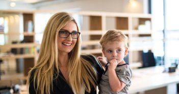 Coworking mit Kinderbetreuung