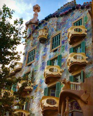 Architekt Gaudi