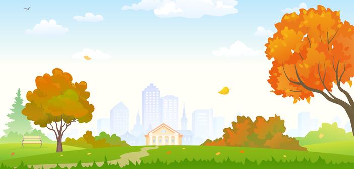 Stadt oder Land - wo findet man das Glück?