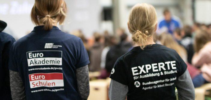 """Die Euro Akademie Görlitz bei dem Projekt """"komm auf Tour"""""""