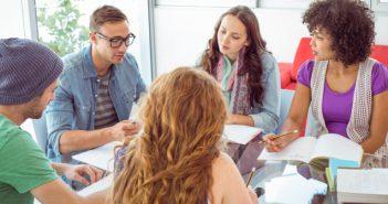 Mitschüler - verschiedene Typen und wie man mit ihnen umgeht
