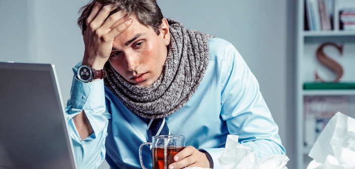 Krank zur Arbeit? Warum Präsentismus so gefährlich ist