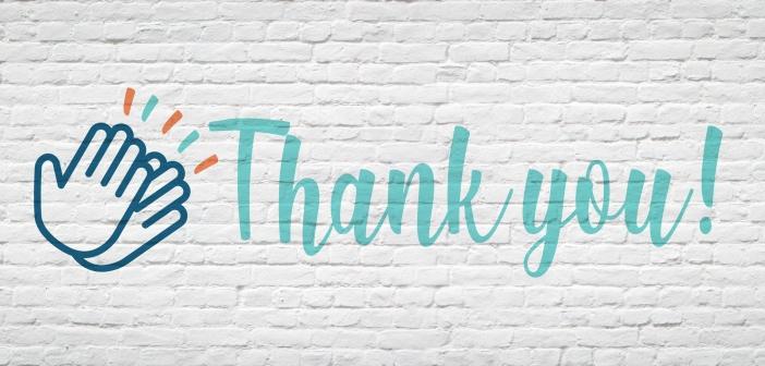An alle Pflegekräfte: Danke!