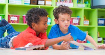 In Kinderbüchern wird die Welt geprägt