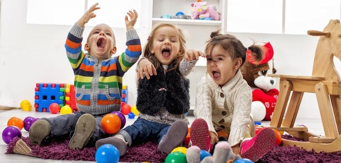 Freizeit: Kinder dürfen auch mal toben