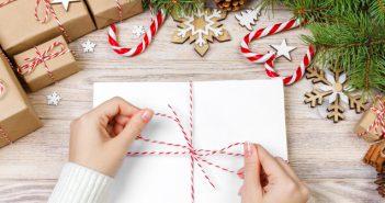 Ideen für Gutscheine zu Weihnachten