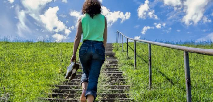 Auf dem Weg zur Ergotherapeutin