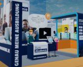 Gut informiert in die Ausbildung: Euro Akademie setzt auf virtuelle Messen