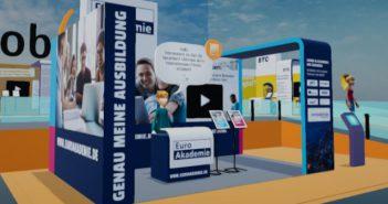 Virtuelle Messen an der Euro Akademie