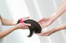 Eine Haarspende hilft