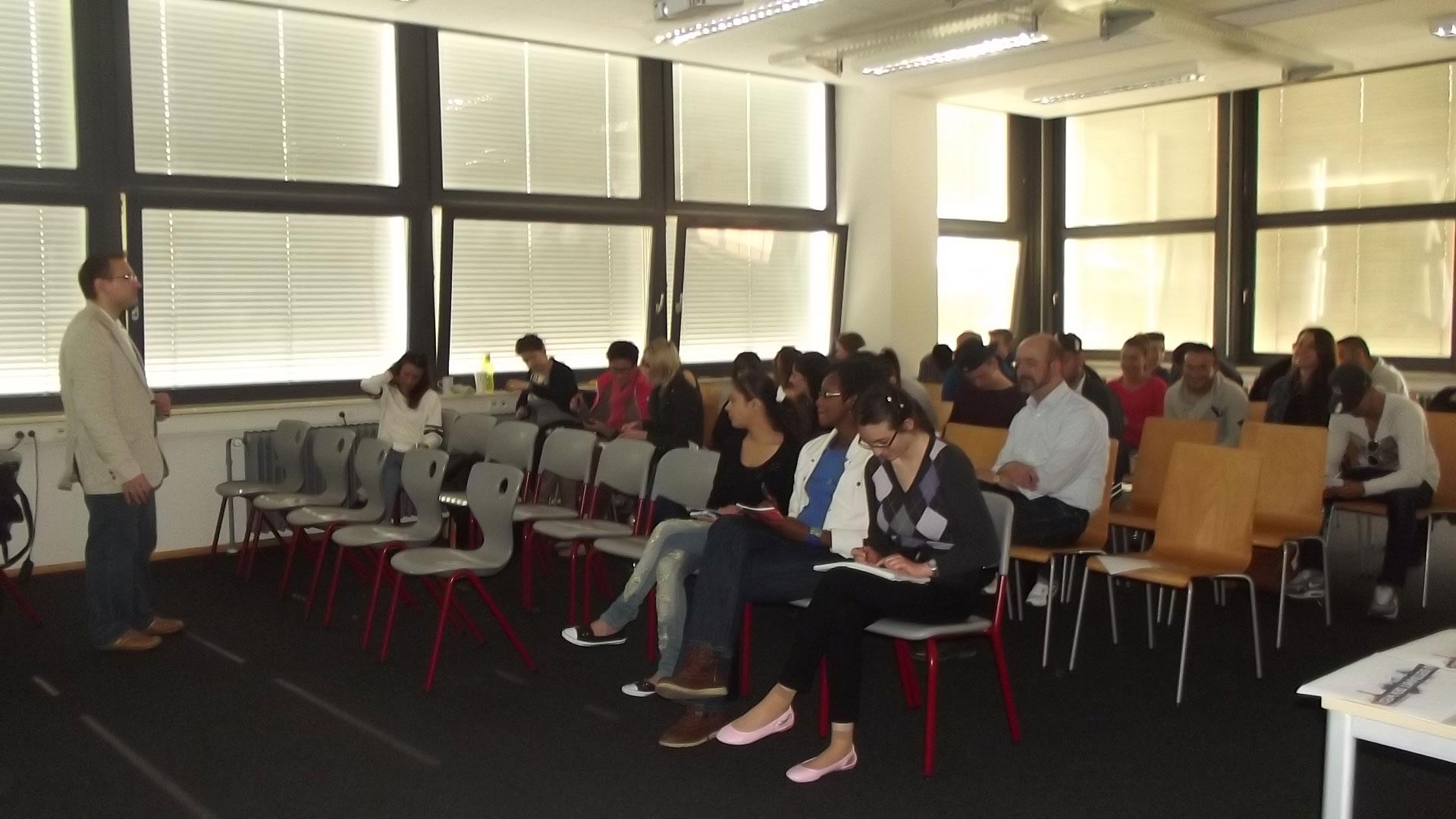 Das Programm versprach viel Interessantes: Vorträge über die ...