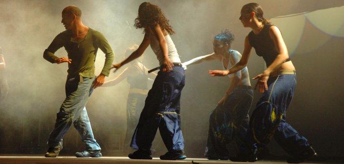 Tanzprojekt mit royston maldoom und volker eisenach for Erzieherausbildung leipzig